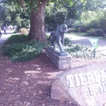 Tierpark Eingang