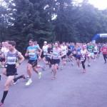 Start der 10km Läufer #3